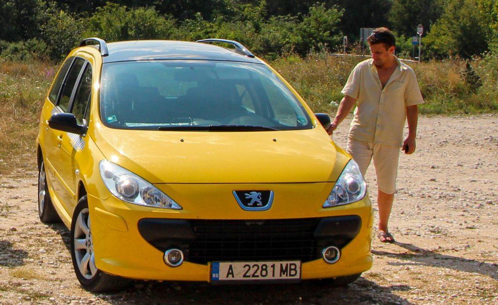 Taxi Sunny Beach